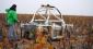 ボルドーの伝統的なぶどう園が農業ロボットを採用